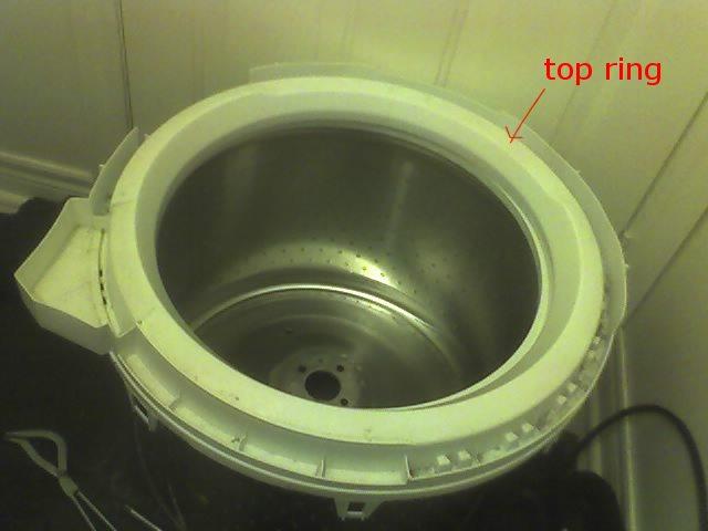Maytag Atlantis Washer Repair Spin Bearing Thats Noisy Diy