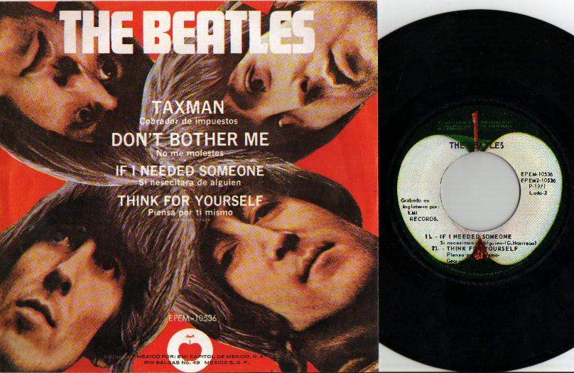 If I Needed Someone By The Beatles Song Lyrics Album Awards