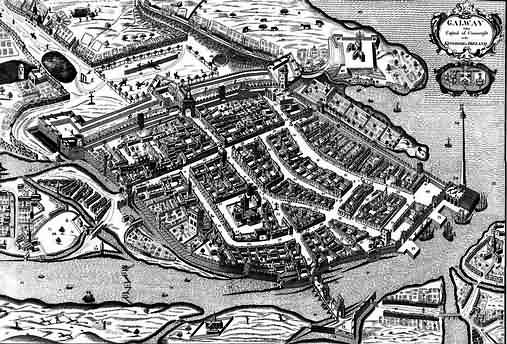 old maps of ireland. tattoo Old Ireland and
