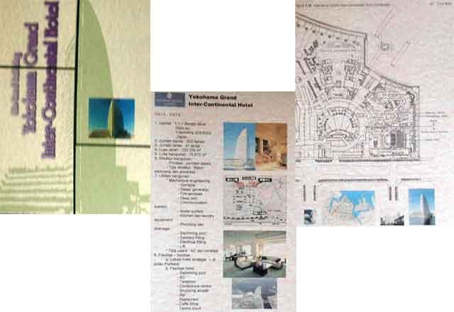 Cover Design A4 Paper Size For Architecture Design
