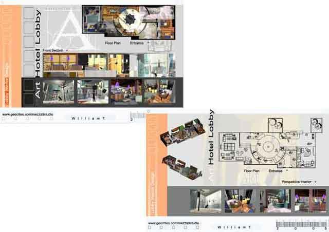 Portfolio design a4 paper size for architecture design for Architecture portfolio dimensions