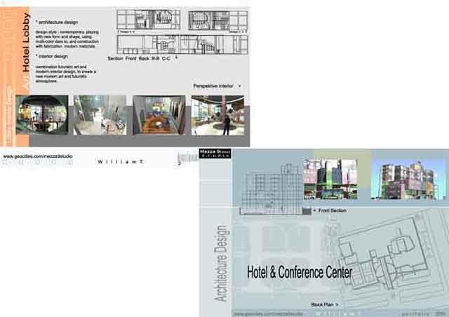 Design for a a4 size paper joy studio design gallery for Architecture portfolio dimensions