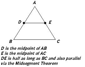 Midsegment Of A Triangle Related Keywords & Suggestions - Midsegment ...