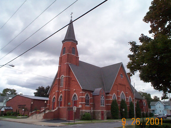 St francis de sales church school for Churches for sale in ny