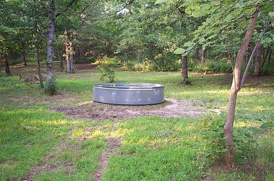 My Redneck Pond