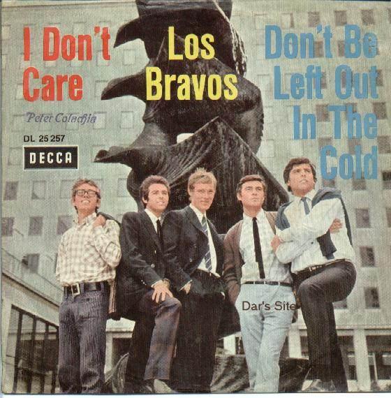 Los Bravos - Uno Come Noi