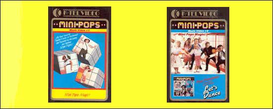 Mini Pops Videos 1 And 2