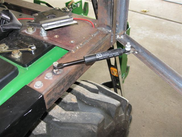 10 04 08 Tractor Cab Build Page 8