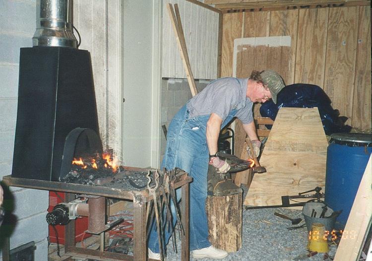 Blacksmith Forge Hoods ~ Blacksmith stuff