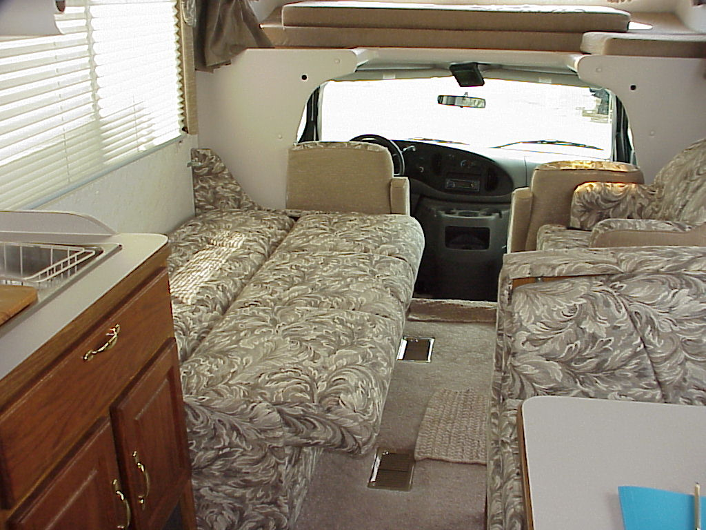 Amazing  Campers Canada TCB Truck Camper With Bunk Bed Canada Rv Rental