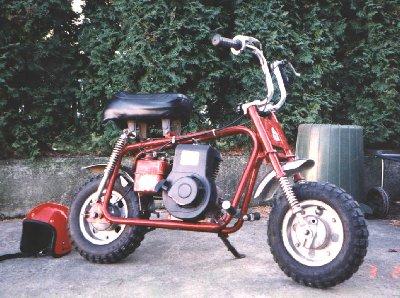 Big Shocks · Mini With Sidecar