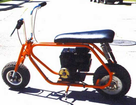 Mikeu0027s Bike · Microbike · Blata Racing Minibikes · A Mini From 1968