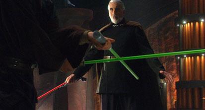 Count Dooku Lightsaber Hilt