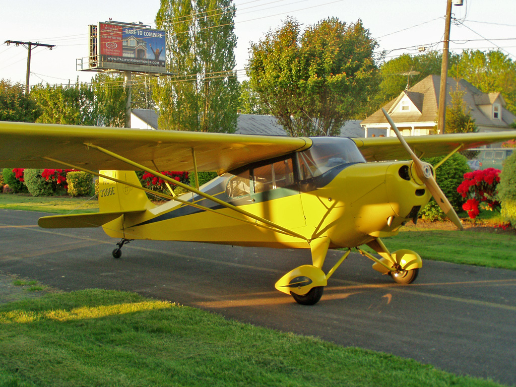 Welcome to the Aeronca Chief website