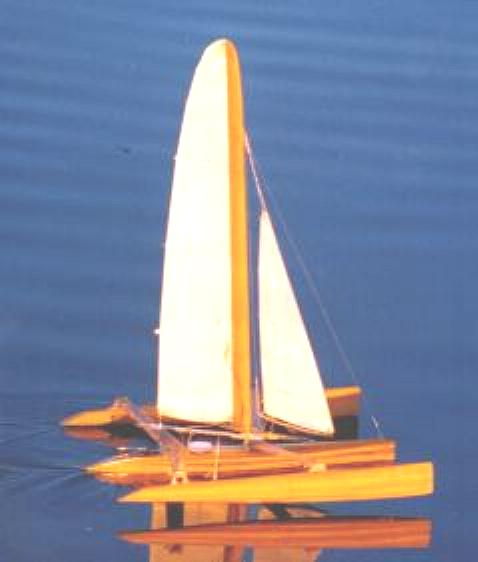 The newest rc-trimaran! - Page 2 - RC Groups