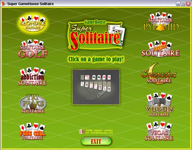 0 Super GameHouse Solitaire Reviews