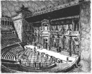 Storia del teatro romano