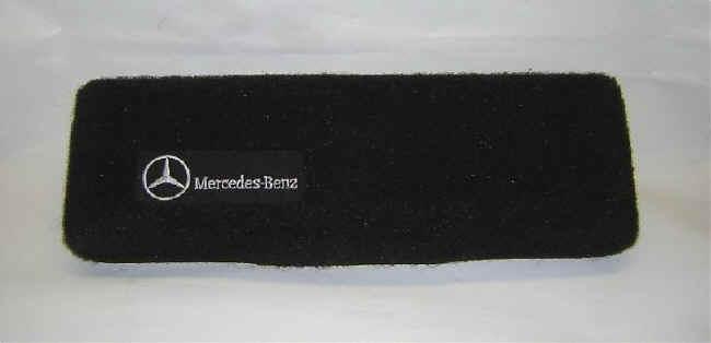 How To Reset Garage Door Opener >> 2001 Mercedes-Benz E320: CD Changer / Trunk-Mounted Location