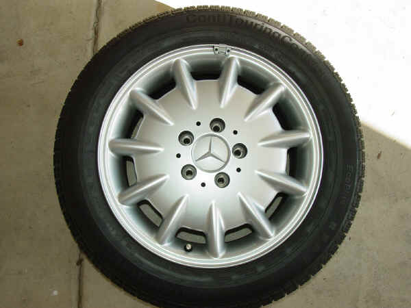 2001 mercedes benz e320 using w211 alloy wheels for Mag wheels for mercedes benz