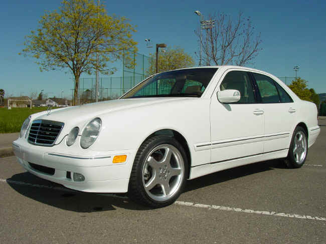 2001 mercedes benz e320 exterior images w amg alloy wheels