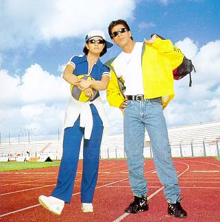 You Know You Are In Love When Kuch Kuch Hota Hai