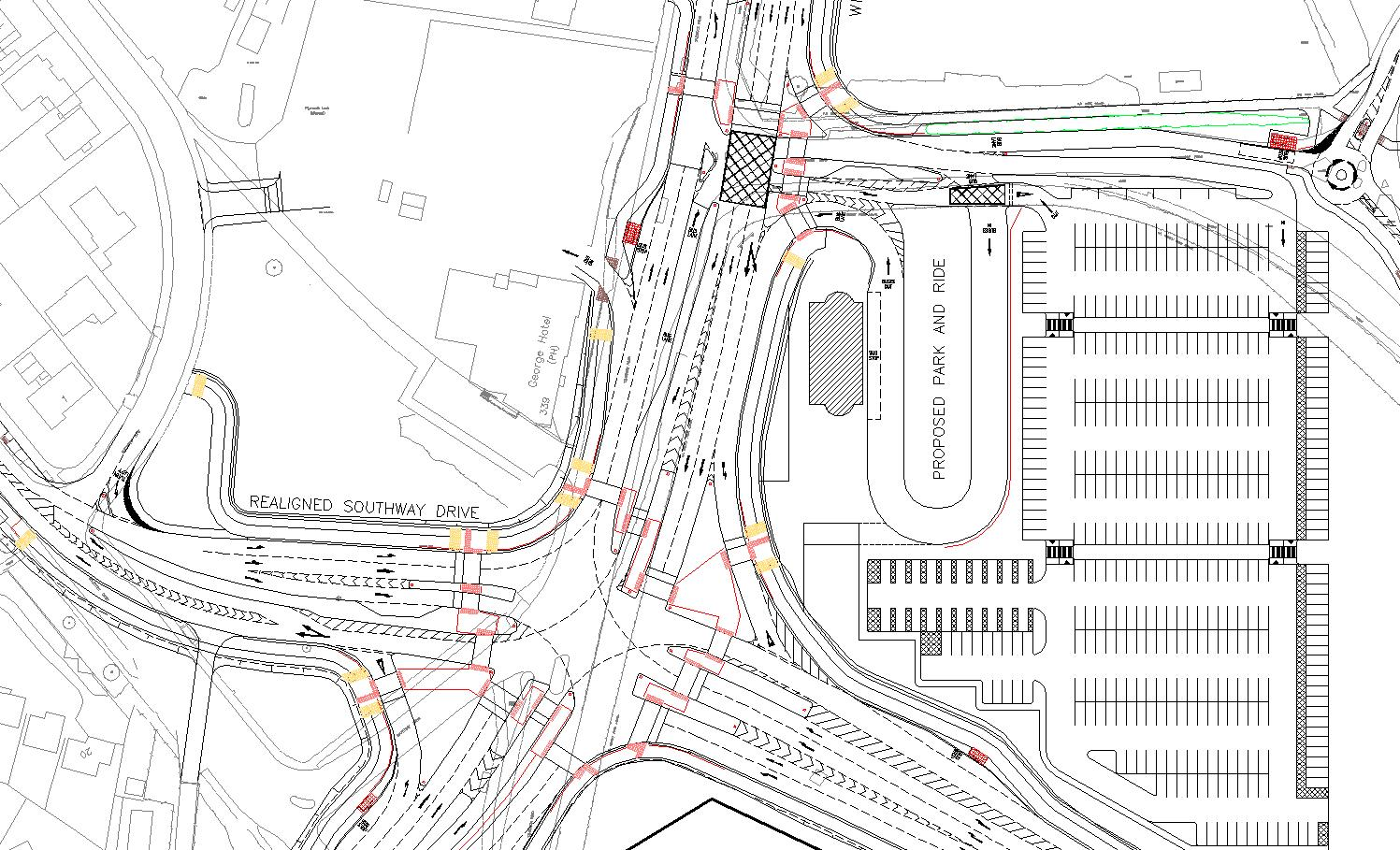 Road Construction Drawings