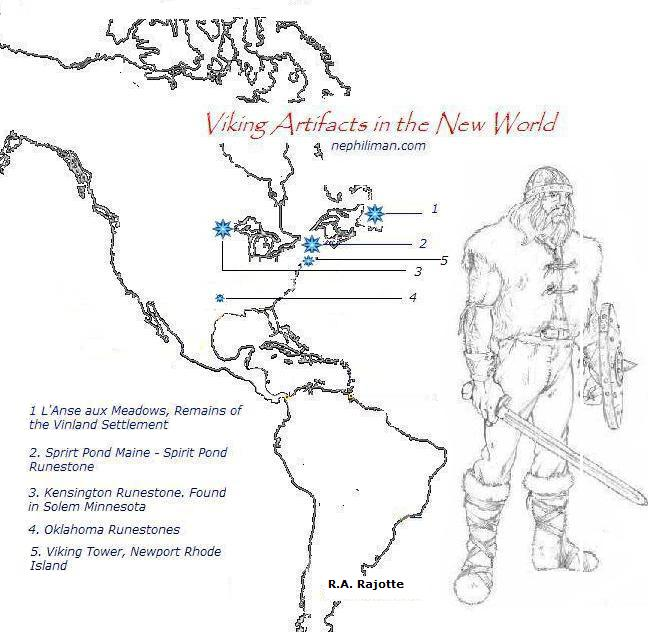 New evidence of Viking life in America?