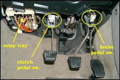 vauxhall zafira starter motor relay location. Black Bedroom Furniture Sets. Home Design Ideas
