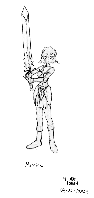 magic knight rayearth vf