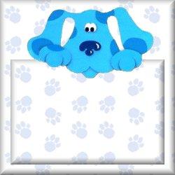 BLUE'S CLUES Pawprints Graphics