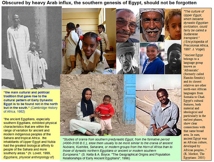 a- Egypt in Africa -Peopling of the Nile Valley- Nubia