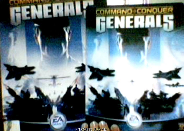 This is a torrent for Command and Conquer Generals and Zero Hour. Has ever