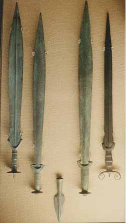 Celtic Weapons and Warfare
