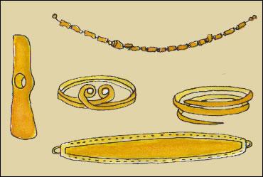 Tras las huellas de nuestros or genes - Objetos de cobre ...