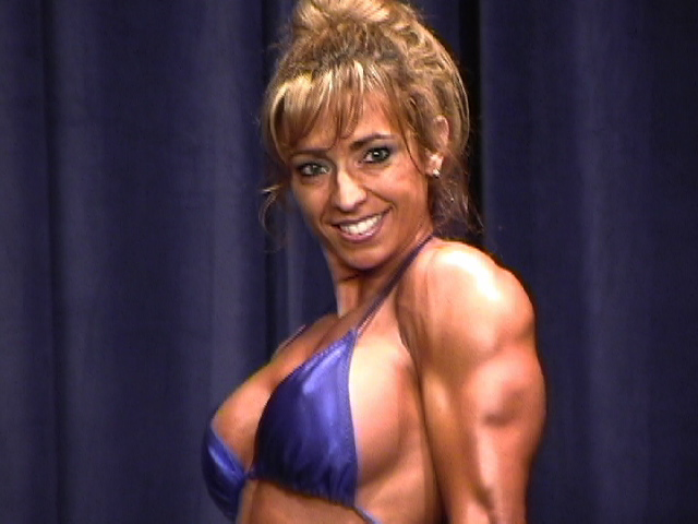 Karen Zaremba. 2003 Novice Womens Bodybuilding Overall Champion and First ...