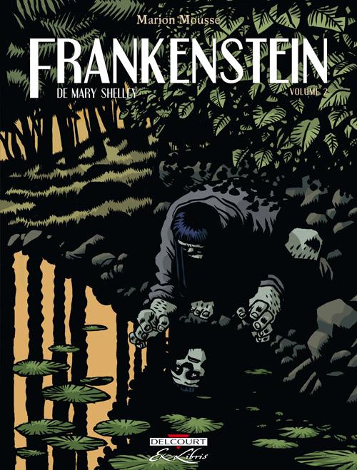 L'histoire de Frankenstein et de son personnage