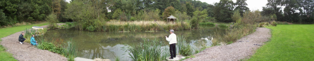 West Yorkshire Fishing Venues