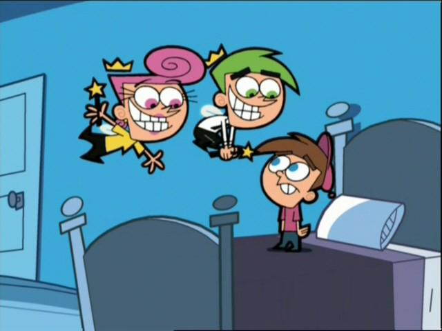 A Crossover Of Animated Proportions also Juandissimo Magnifico moreover File Denzel Crocker as Winston Dunsworth besides Poof likewise Fagiggly Gland. on the fairly oddparents denzel crocker fairies