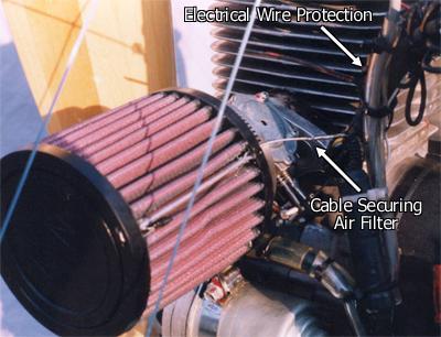 如何維護你的動力傘機 2