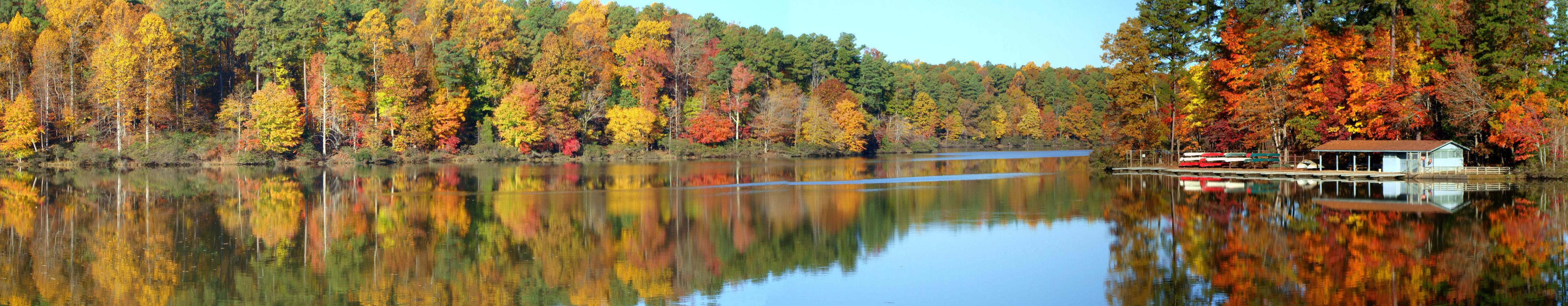 Umstead State Park North Carolina