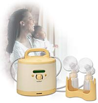 evenflo comfort select breast pump instruction manual