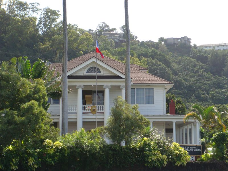Consulate General of the Philippines in Hong Kong, Hong Kong