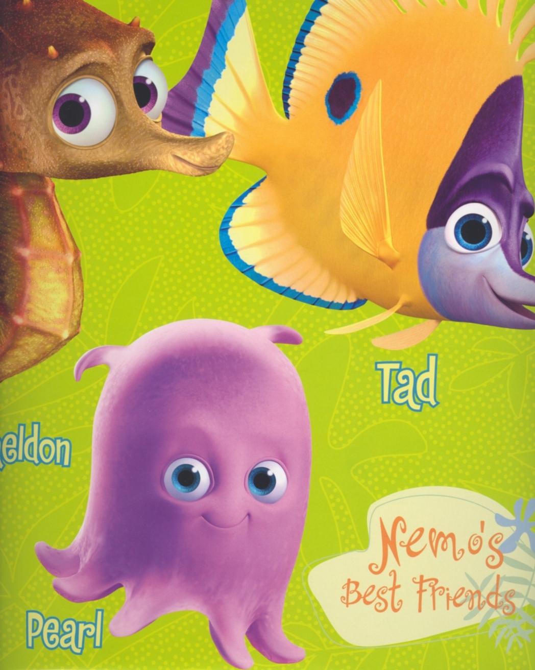 Finding Nemo Sheldon | www.imgkid.com - The Image Kid Has It!