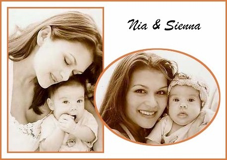 """Nia Peeples on Twitter: """"My real daughter Sienna is gonna start ..."""