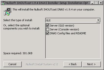 nullsoft shoutcast source dsp v1.8.2b