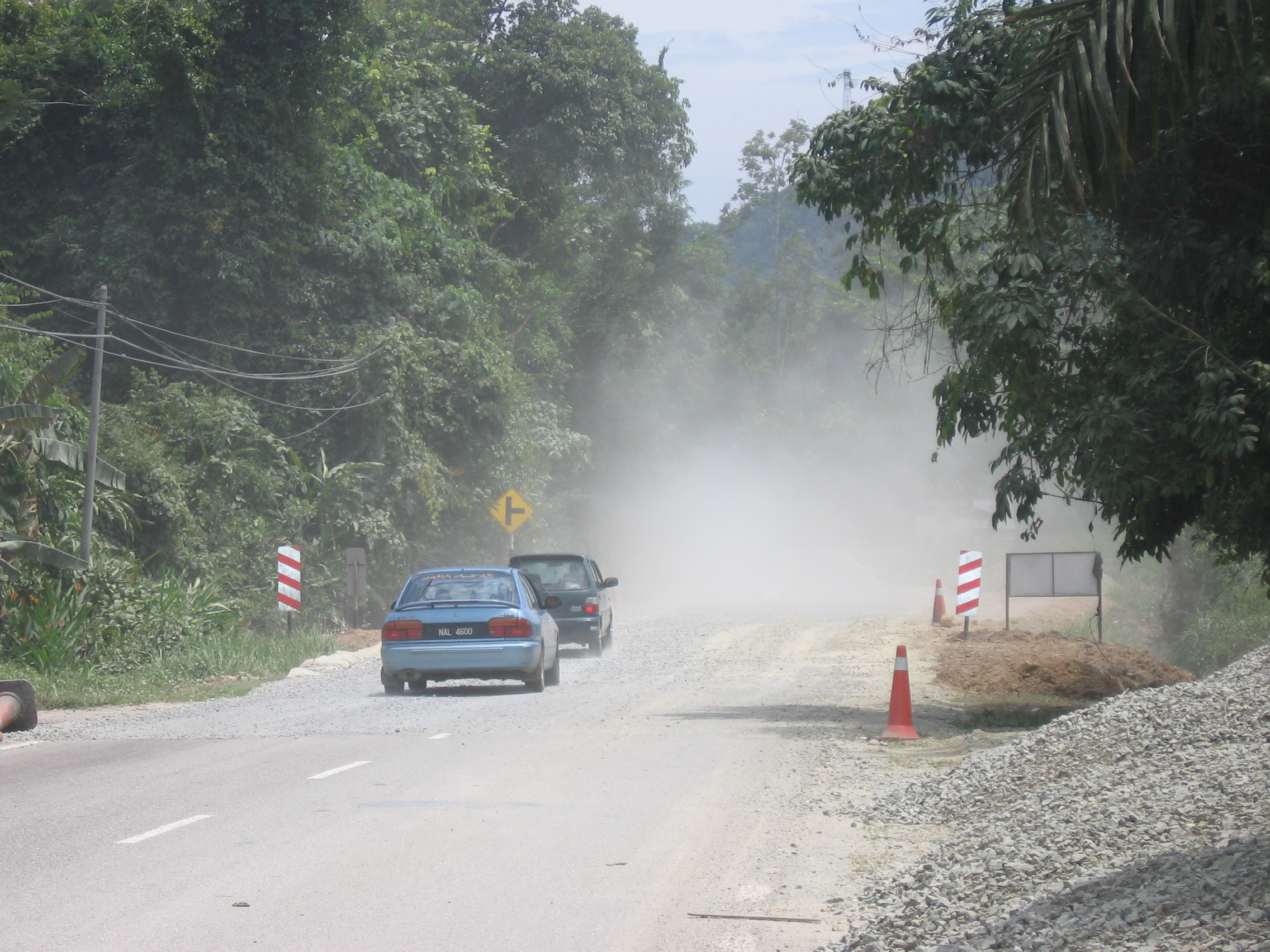 pencemaran bunyi pencemaran bau kesan rumah hijau latihan pautan citra    Pencemaran Pembinaan