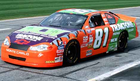 Alexander Caught The Attention Of Winston Cup Car Owner Felix Sabates And Earned A Full Time Ride In Busch Series 2000