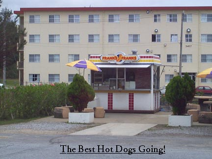Camp Schwab Okinawa Food Court