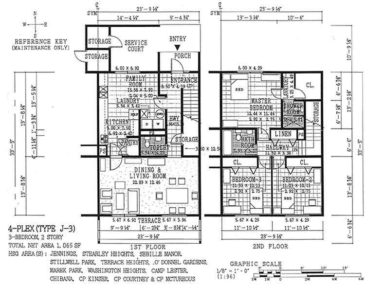 floorm3b1jpg – Camp Foster Housing Floor Plans