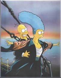 Simpsons parodies page 3